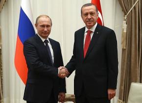 Türkiyə və Rusiya dövlət başçıları arasında telefon danışığı olub