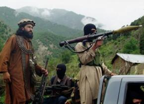 """""""Taliban""""çılar hərbi posta hücum edib"""
