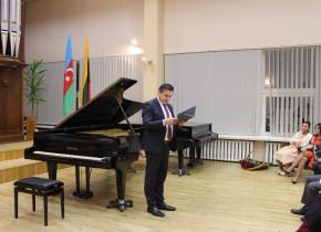 Litvada 20 Yanvar faciəsinin ildönümünə həsr edilmiş tədbir keçirilib