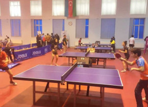 Stolüstü tennis üzrə Azərbaycan çempionatına start verilib