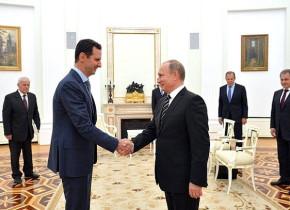 Surayada yeni doğulan uşaqlara Putin adını qoyurlar…