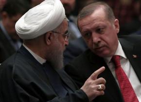 Türkiyə və İran prezidentləri Afrindəki vəziyyəti müzakirə ediblər