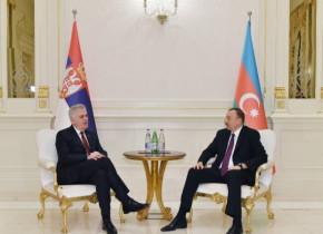 Serbiyanın sabiq prezidenti İlham Əliyevi dəstəklədi