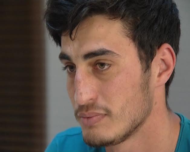 21 yaşında silsilə cinayətlər törədən gənc saxlanıldı