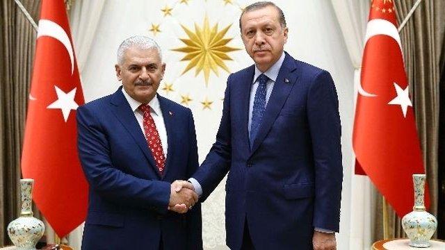 Türkiyənin yeni baş naziri Binalı Yıldırım oldu