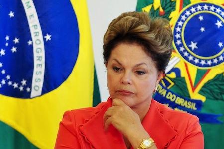 Braziliya prezidentini devirdilər