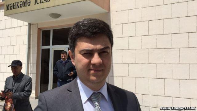 """Vəkil Fariz Namazlı: """"Xədicə ilə bağlı qərar sürpriz oldu"""""""