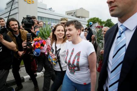 """Savçenko: """"Onların acığına sağ qaldım"""""""