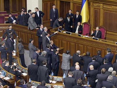 Parlamentdə dava düşdü