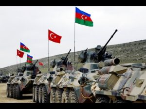 Azerbaycan Turkiye ordulari
