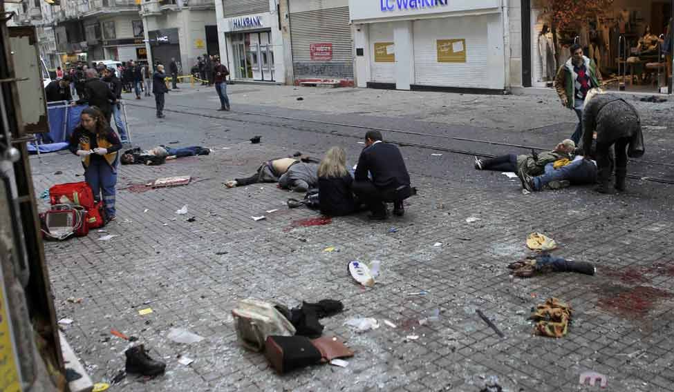 İstanbuldakı partlayışda yaralanan azərbaycanlının kimliyi bilindi