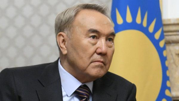 Nursultan NazarbayevABŞ-a rəsmi səfər edib