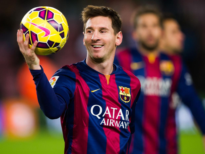 Messi rəqiblərini açıqladı