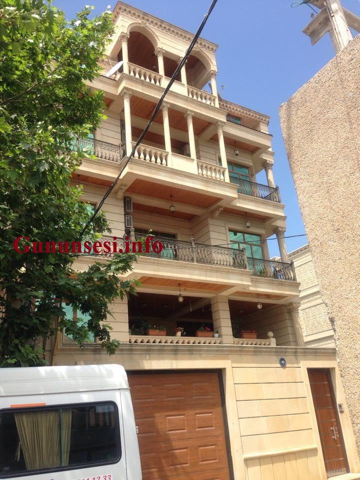 Beytulla Hüseynov villasını satışa çıxardı