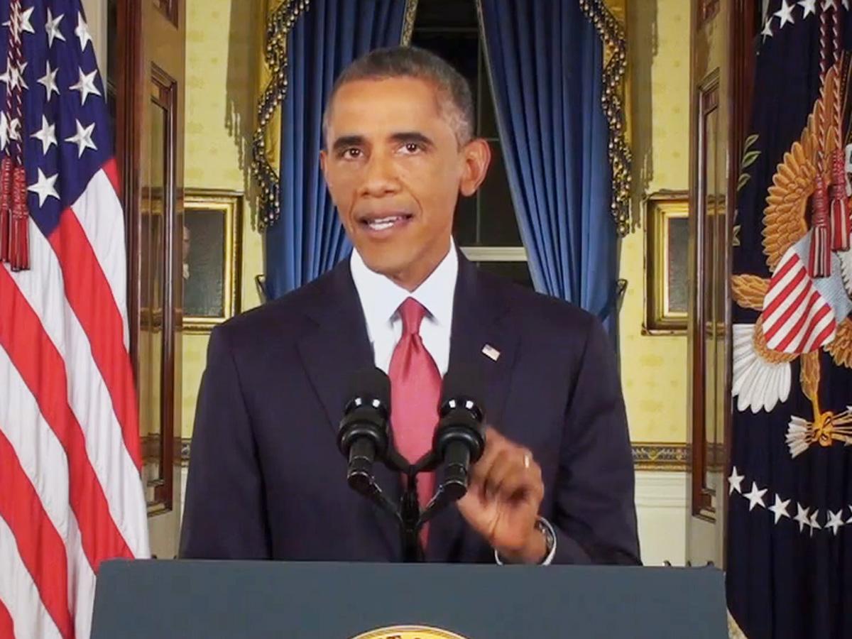 Obama ABŞ-da silah satışını məhdudlaşdırmağa çağırdı