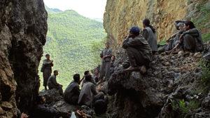 PKK terrorists