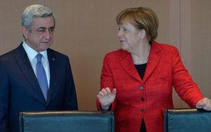 Sarkisyan Merkel