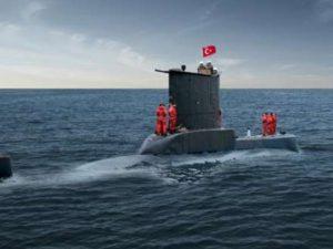 Turk gemileri