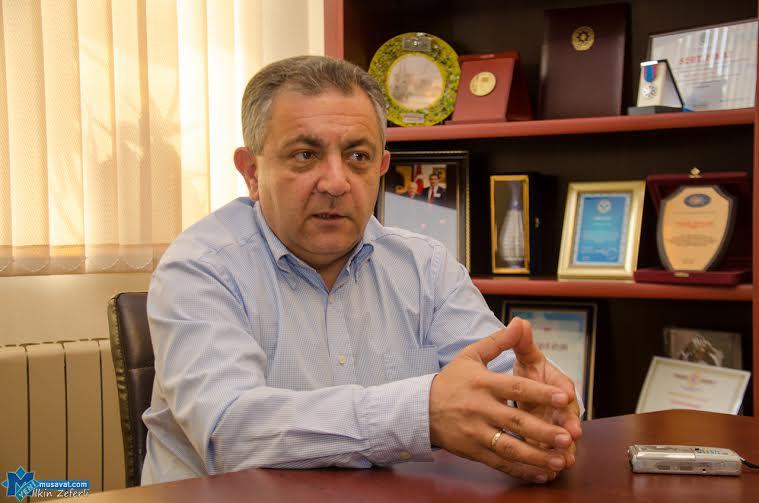 """""""Eldar Mahmudov məni öldürtmək istəyirdi"""""""