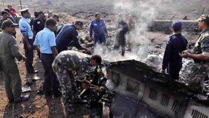 fighter plane crash 1