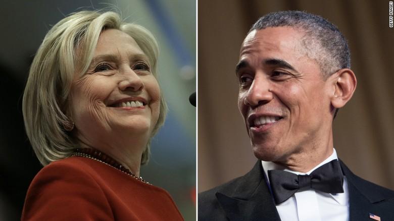 Obama seçkilərdə dəstəkləyəcəyi namizədin adını açıqladı