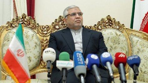 """Möhsün Pakayin: """"İran hər zaman Azərbaycanın yandında olacaq"""""""