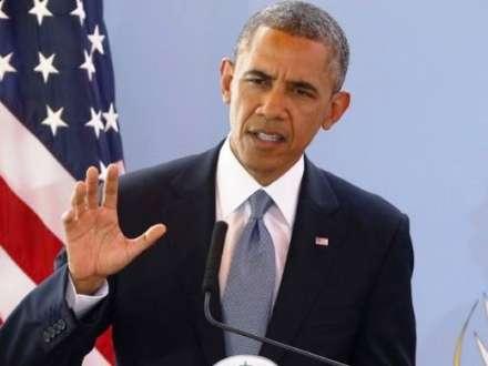 Barak Obamadan Bəşər Əsədi devirmək  tələb olunur