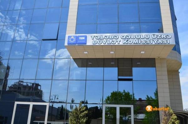 TQDK 17 abituriyentdən üzr istədi