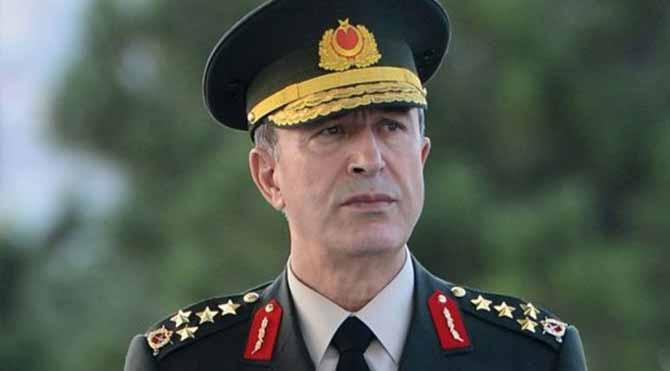 Türkiyənin Baş Qərargah rəisi Hulusi Akarın sensasion ifadəsi