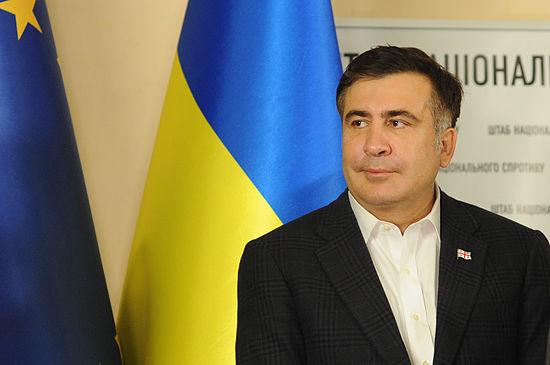 Saakaşvili Polşanı tərk etdi