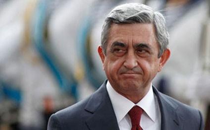 Serj Sarkisyanın məhkəməsi təxirə salındı