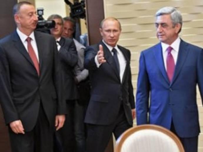 İlham Əliyevlə Serj Sərkisyan arasında görüş gözlənilir