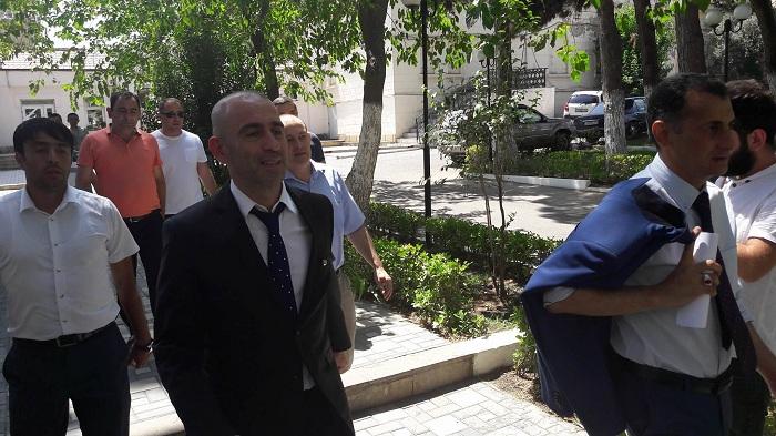"""Vahid Mustafayev: """"Söhbət  hansısa bir canidən,  düşməndən getmir…"""""""