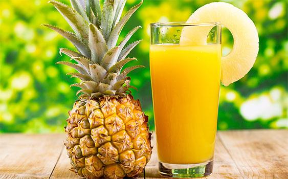 Ananas şirəsinin faydaları
