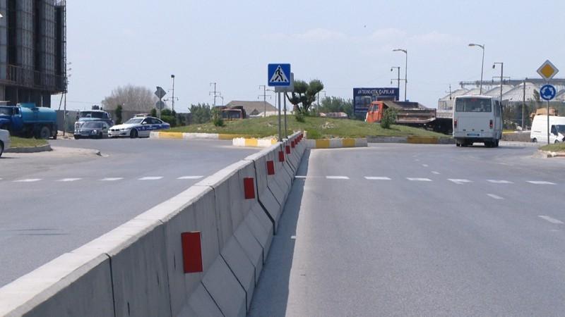 """""""Azəravtoyol"""": İki magistral yolda nəqliyyatın fasiləsiz və təhlükəsiz hərəkəti təmin olunub"""