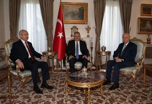 HDP də terrorçu təşkilat kimi qəbul ediləcək