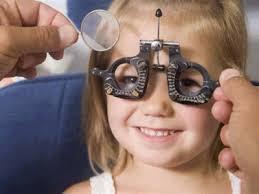 Uşaqlarda göz xəstəliklərinin profilaktikası