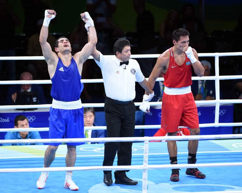 """Kamran Şahsuvarlı """"Rio-2016""""nı bürünc medalla başa vurdu"""