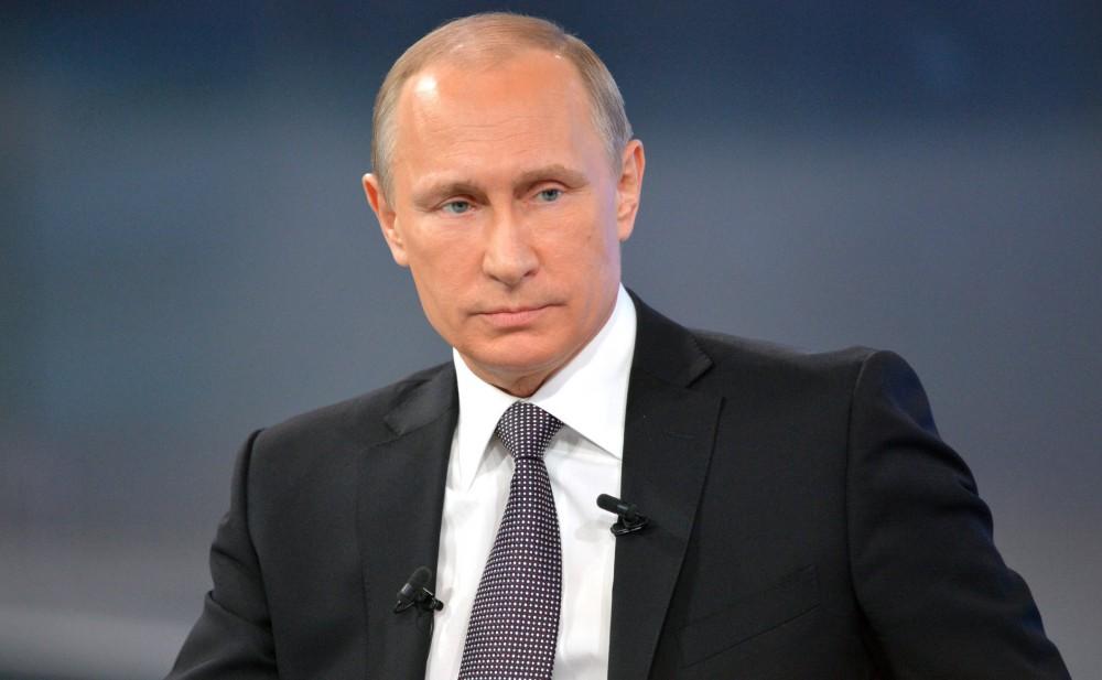 """Vladimir Putin: """"Azərbaycan və Ermənistana hansısa hazır reseptləri qəbul etdirməyə çalışmırıq"""""""