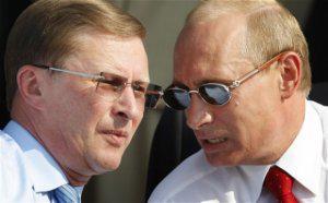 Putin PA rəhbərini işdən çıxardı