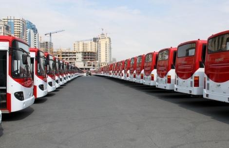 Bakı Nəqliyyat Agentliyi taksi və avtobuslarla bağlı monitorinqlərə başlayır