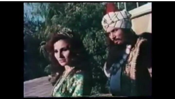 Aybəniz Haşımova Tacikistan filmində