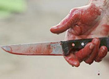 Bakıda bıçaqlanma hadisəsi baş verib