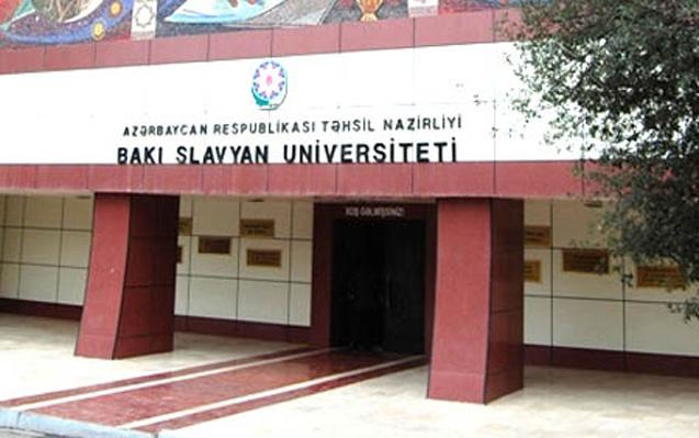 Bakı Slavyan Universiteti ittihamlara CAVAB VERDİ: