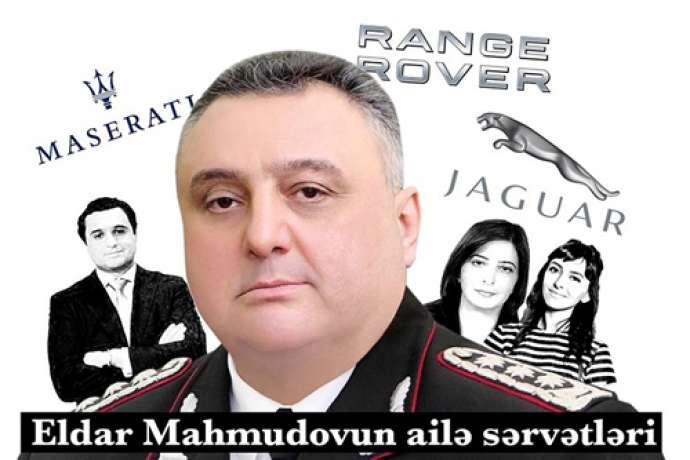 Eldar Mahmudovun xaraba qalan obyektləri
