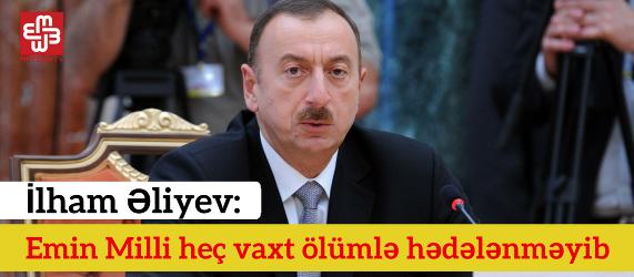 """""""Mənimlə şəkil çəkdirmək cinayətdirsə…: –"""