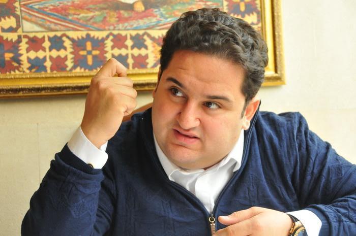 Murad Dadaşovun intellektini zibilə yük etdilər