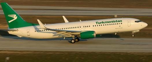 Rusiya Türkmənistana hava məkanını bağlayır