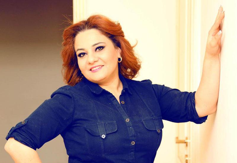 """Ülviyyə Əliyeva:""""Keçmiş həyat yoldaşımla eyni teatrda çalışmaq çətin deyil"""""""