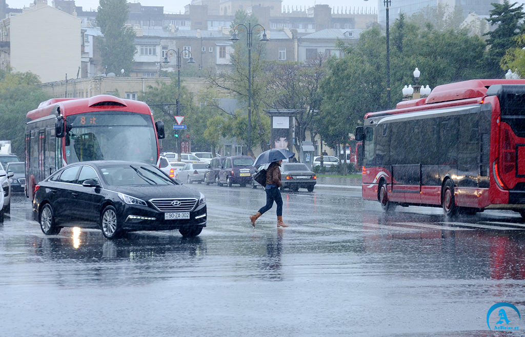 Avtobuslarda kameraların quraşdırılması tələb olunur